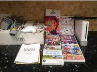 Nintendo Wii Bundle in original box