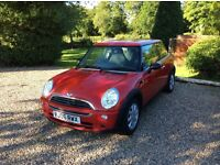 BMW mini one tidy original car 2006 06 reg