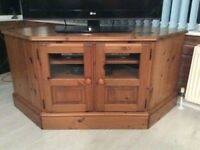 Wooden TV cabinet by ducal