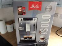 Brand New Coffee Machine Bean to cup