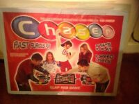 Never opened game,chaser.