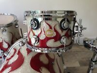 D W collectors drums