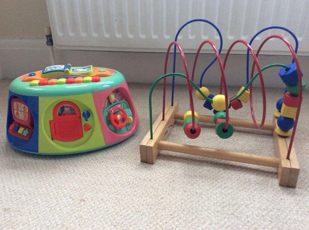 Toddler toys x 2