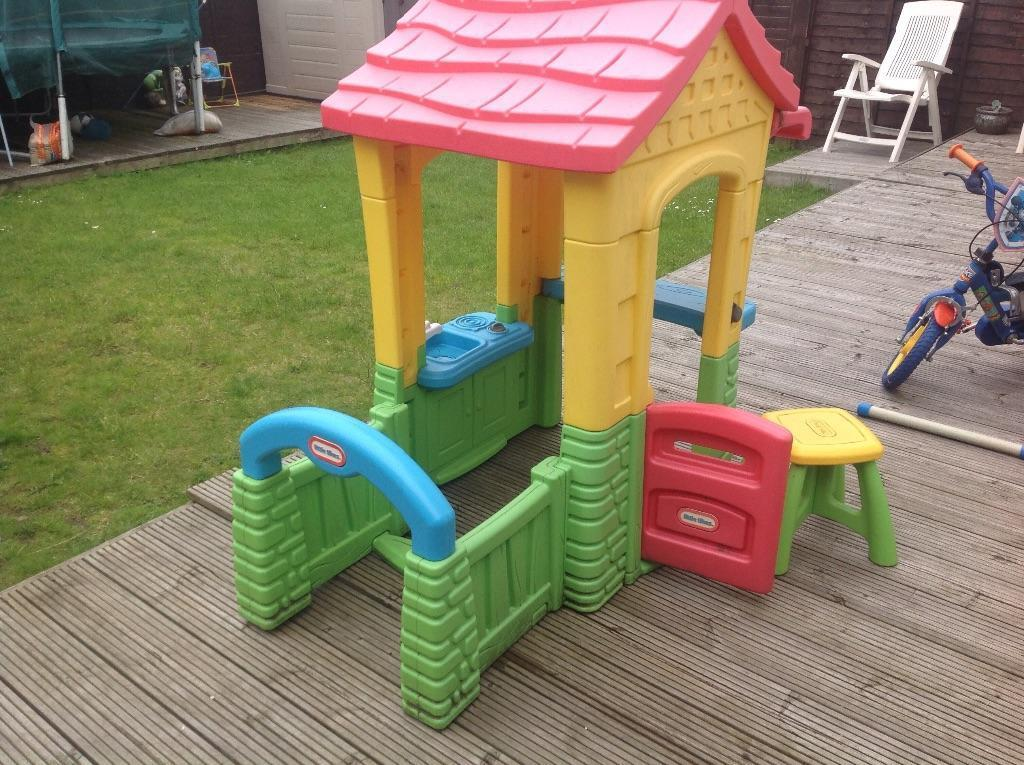 Little Tikes Playhouse In Baillieston Glasgow Gumtree