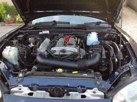 Mazda mx 5 cabriolet 1600cc