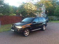 BMW X5 SPORT 3.0 AUTO S TRONIC. PR PLATE £1995