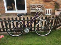 Claud butler odyssey 2015 women's bicycle