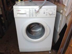 Bosch Washing Machine Express 1200