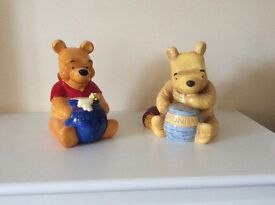 WInnie the Pooh money boxes