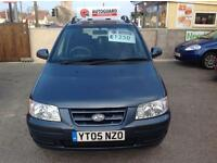 HYUNDI MATRIX GSI - 1599cc - VERY LOW MILES 48.000 - SERVICE HISTORY - ANY TRAIL - P/X WELCOME