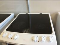 55 cm Zanussi electric cooker three month guarantee