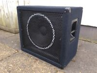 Warwick WCA 115 ND bass speaker cabinet ***price reduced***