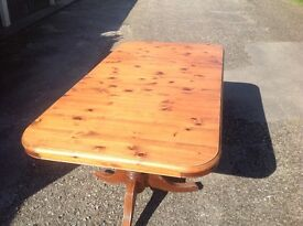 Pine Extending Dining Table