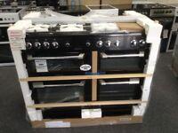 Leisure 110cm duel fuel range cooker. £850 RRP £1280. NEW/graded 12 month Gtee