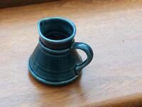 Prinknash Pottery Small Jug Unusual Colour.