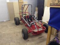 Grass kart / off road buggy