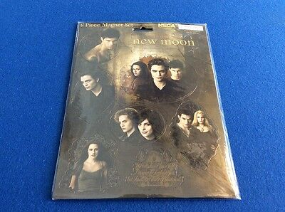 The Twilight Saga: New Moon, 8-pc magnet set, New