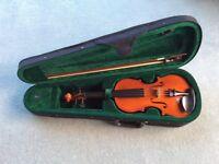 3/4 size violin bundle