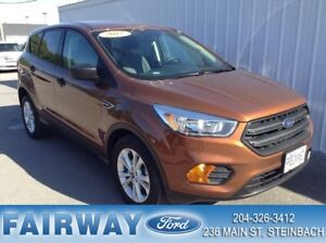 2017 Ford Escape S - FWD Easy Financing!
