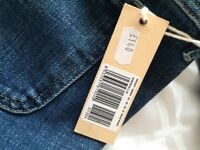Deisel ladies jeans, size 12, brand new with tags RRP £140.