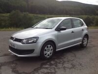 Volkswagen Polo 1.2 5 door Immaculate Mot 29000mls