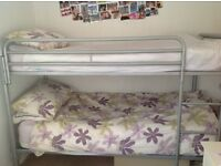 Bunk Bed, silver, from Habitat