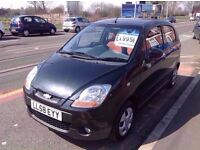 Chevrolet Matiz 1.0 SE+ 12 months mot 67,000 miles from new