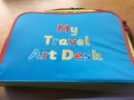 My (Car) Travel Art Desk from Early Learning Centre