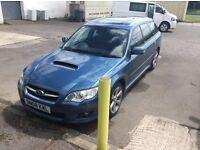 Subaru Legacy boxer full service history