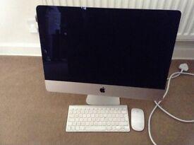 "iMac 21.5"" 2012 model"
