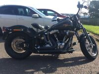 For sale is my 2009 Harley Davidson crossbones