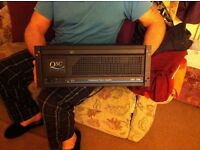 Disco QSC 1300 watt amp ,