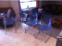 x8 Modern Dining Chairs