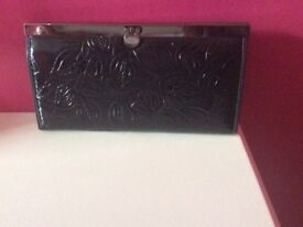 Black purse new