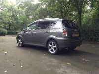 Toyota verso 2.2 diesel (factory fitted dvd player) 7 seater