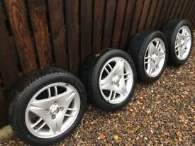 FORD ALLOYS & TYRES 4x15inch