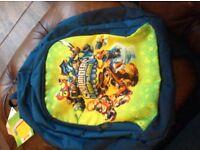 Skylander rucksack bag BNWT