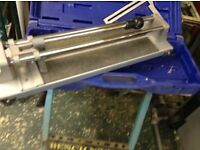 Pro ceramic tile cutter exelent condition