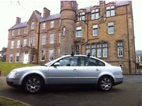 2003 VOLKSWAGEN PASSAT 1.9 TDI 4MOTION 6 SPEED 4x4 VERY RARE !! SAME AS AUDI A6 QUATTRO