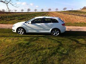 Audi A3 White Sportback SE 2010 reg