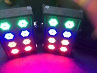 Sound lab LED light box