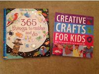2 Kids Craft Books