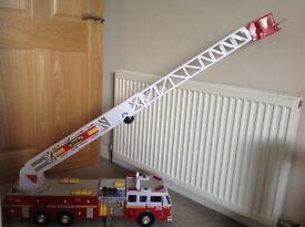Huge Tonka fire engine