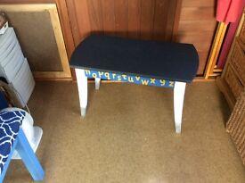 "Child's ""Blackboard table"""