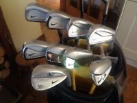GOLF CLUBS NIKE / ODYSSEY COMPLETE SET