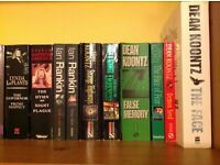 6 Dean Koontz Paperback Books for £2 – titles listed below