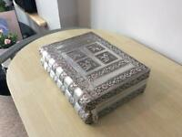 Indian Jewellery Box.