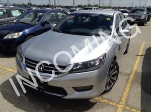 2014 Honda Accord Sport. Local Manitoba vehicle, One owner, Low