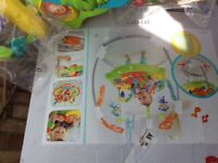 JUMPEROO CHM91 FISHER PRICE