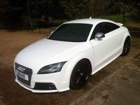 STUNNING Audi TTs auto